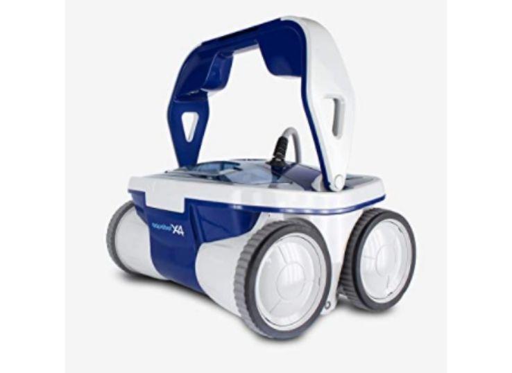 Aquabot X4 Best Robotic Pool Vacuum Cleaner