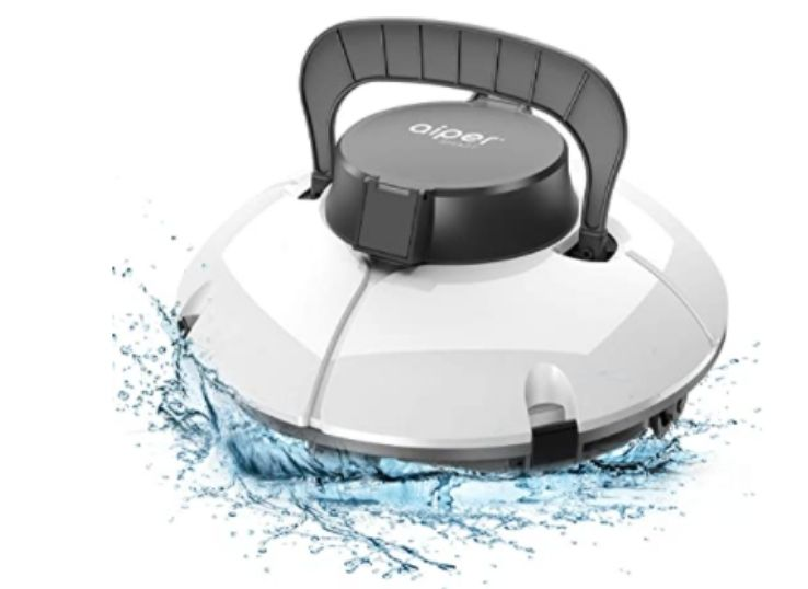 Hayward W3RC9740WCCUB Shark Vacuum XL Robotic Pool Cleaner for In-Ground Pools