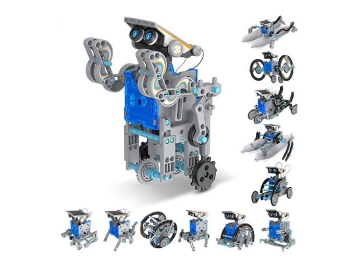 CIRO STEM Projects Solar Robot Toys