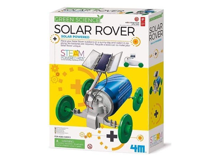 4M Rover Solar Robot Kit