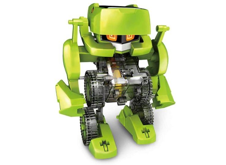 Elenco Teach Tech Meta.4, Transforming Robot