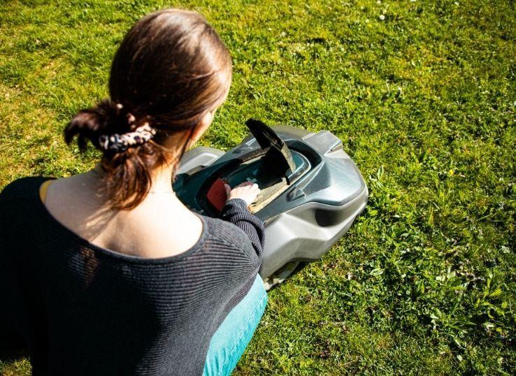 John Deere Robot Lawn Mower Reviews