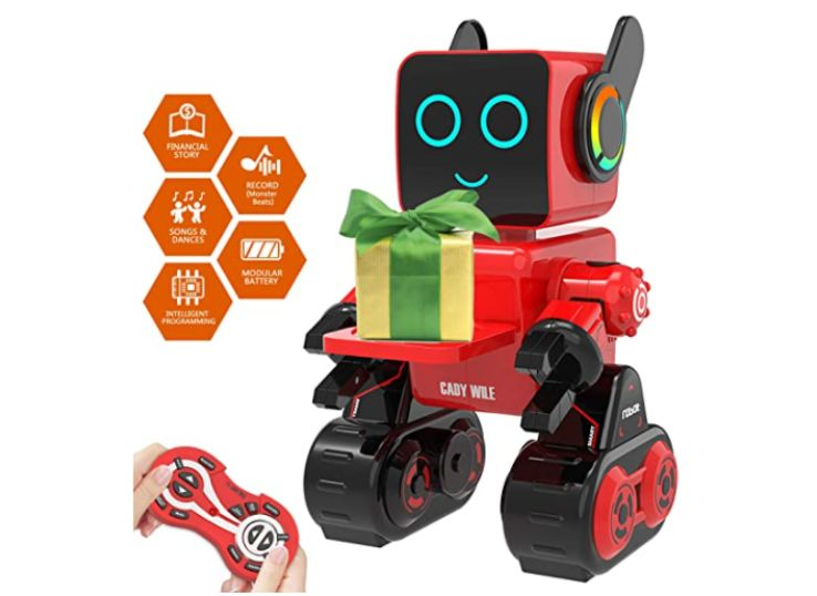 Robot Toy for Kids Smart RC