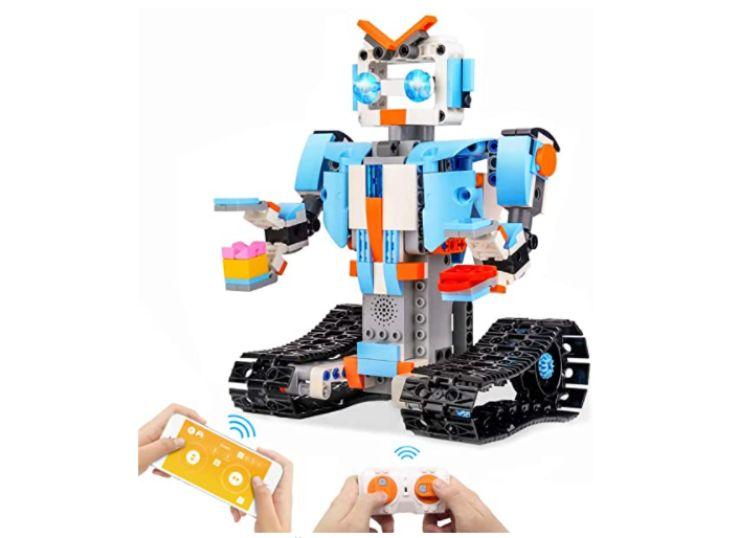 Seckton Building Blocks Robot