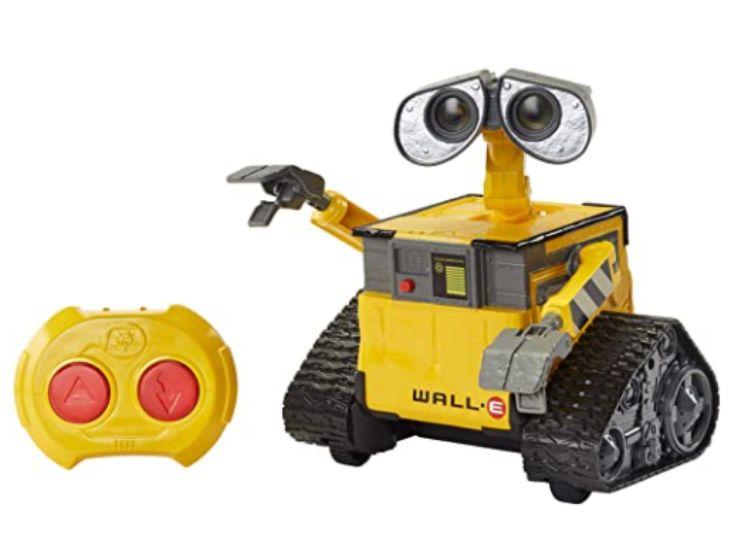 8.Disney Pixar Wall-E Remote Control Robot:
